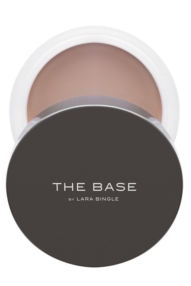 "The Base by Lara Bingle Velvet Bronzing Makeup Base, at <a href=""http://https://www.thebase.me/products/the-velvet-bronzing-makeup-base"">The Base By Lara Bingle</a>"