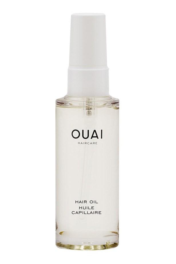 "Ouai Hair Oil, $43, at <a href=""http://http://www.sephora.com.au/products/ouai-hair-oil""> Sephora</a>"