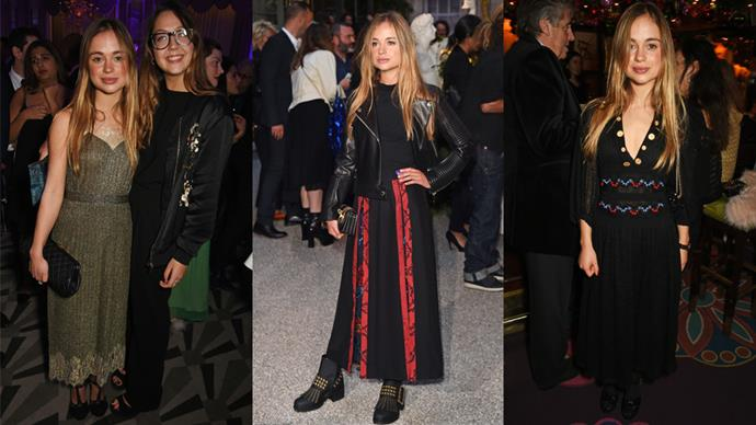<strong>Lady Amelia Windsor</strong> <br><br> Amelia Windsor is the granddaughter of Queen Elizabeth's first cousin and is currently 36th in line to the throne. The 21-year-old was recently crowned 'most beautiful member of the royal family'.