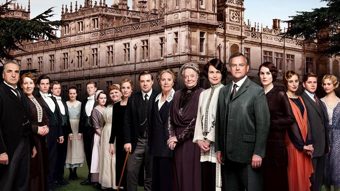 <em><strong>Downton Abbey</strong></em> <br><br> It's definitely not the first period drama series, but it's the one that got many people hooked on the genre thanks to its perfect mix of scandal and corsets. It follows the lives of the aristocratic Crawley family and their servants, who live in the fictional Yorkshire country estate of Downton Abbey. It lasted for six seasons and became one of the most-watched TV dramas in the world.