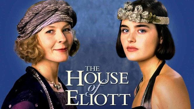 <em><strong>The House of Elliott</strong></em> <br><br> This costume drama about the Elliott sisters is from way back—it originally aired between 1991 and 1994. The show should delight fashion and period drama lovers alike as it follows the story of the Elliott sisters, Beatrice and Evangeline, who are in the dressmaking business, and are trying to build their haute couture fashion house in the 1920s.