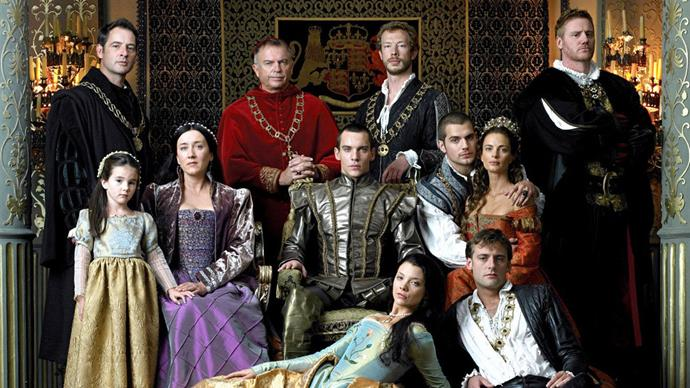 <em><strong>The Tudors</strong></em> <br><br> This sexy show starred Jonathan Rhys Meyers as King Henry VIII of England, and touched on everything from how he ruled the country to all the women he bedded.