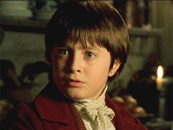 <em><strong>David Copperfield</strong></em> <br><br> This two-part BBC adaptation of the classic Charles Dicken novel, released in 1999, starred a pre-<em>Harry Potter</em> Daniel Radcliffe as the 'young' titular character, as well as his future Transfiguration professor Dame Maggie Smith.