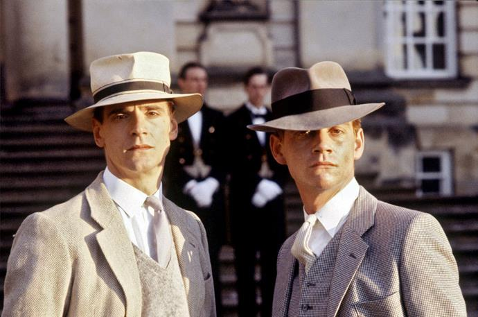 <em><strong>Brideshead Revisited</strong></em> <br><br> The original <em>Brideshead Revisited</em> serial aired over 11 episodes in 1981 and was adapted from Evelyn Waugh's novel of the same name. It's about middle-class Charles Ryder, who has aspirations of becoming an artist, but becomes friends with Lord Sebastian Flyte and the University of Oxford and gets caught up in Flyte's ostentatious lifestyle.
