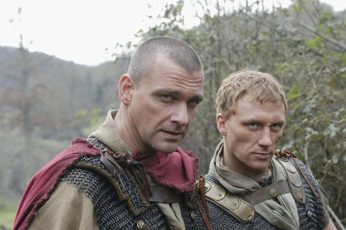 <em><strong>Rome</strong></em> <br><br> Two soliders, Lucius Vorenus and Titus Pullo, are at the centre of this British-American-Italian drama, which covers plenty of real, historical figures, including Julius Caesar and Mark Antony.