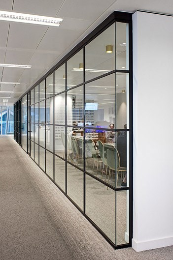 "<strong>What do you despise most in office spaces? What were you trying to avoid? </strong> <br><br> <em>""One thing that really stands out in office spaces can be noise and mess. The office was intentionally designed to be open plan but still offer spaces in which team members could meet to work collaboratively in quiet environments. We also have a clean desk policy which removes the distraction of clutter.""</em>"