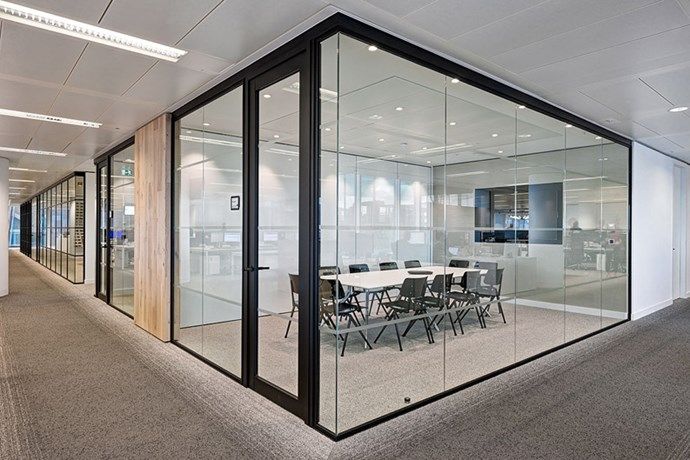 "<strong>How do you think the design of the space affects the mood and productivity of your staff? </strong> <br><br> <em>""As our new home in The Shard would bring together departments from multiple offices, it was important that the space encourage collaborative working. There are multiple break-out areas across both floors, stand-up meeting rooms which have outlooks over central London and a 100 seat café. This allows our staff various opportunities to come together in a social and working environment, and has no doubt played a role in the amazing results we have achieved in the business over the past few months.""</em>"