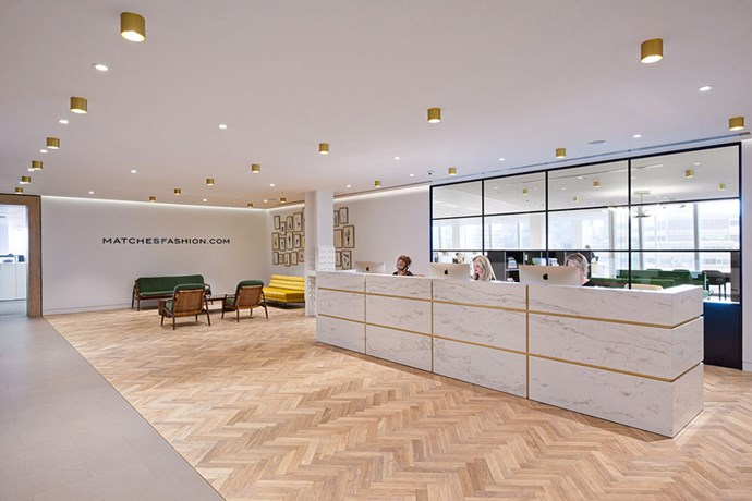 "<strong>What, design-wise, is there anything that you wish you had done differently, or you're hoping to add to in the future? </strong> <br><br> <em>""The growth of our business over the recent months has meant we have now outgrown our current space! As a result we are further expanding our offices to another floor of The Shard in early 2017.""</em>"