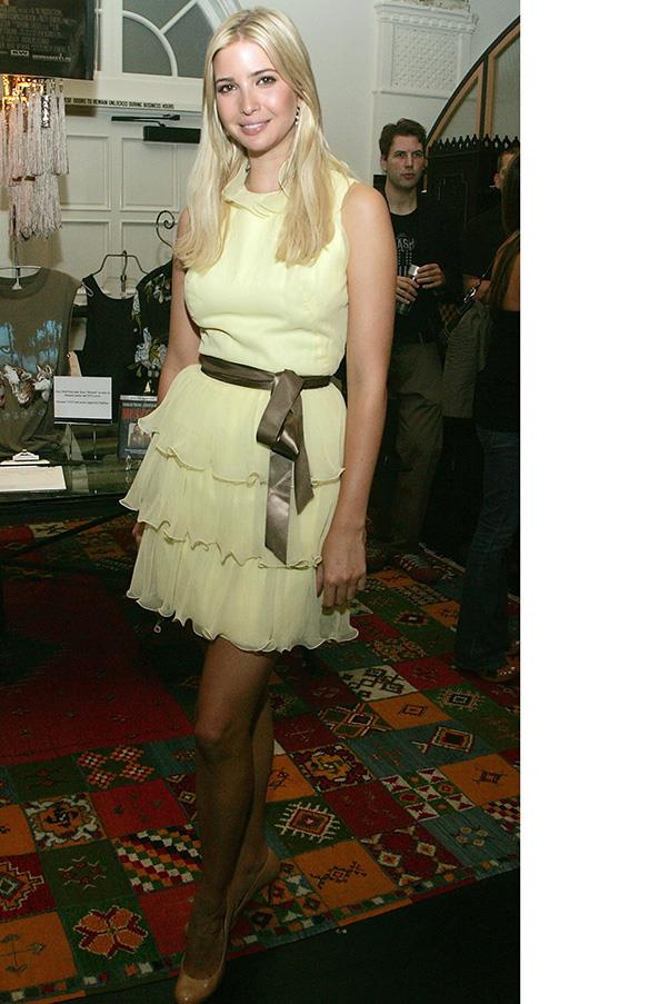 At a 'Social Hollywood' event, June 2006.