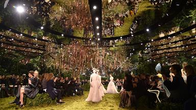 Every Must-See Moment From Dior's Couture Extravaganza