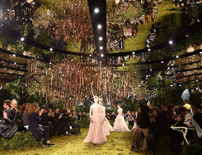 Dior Couture Spring Summer 17