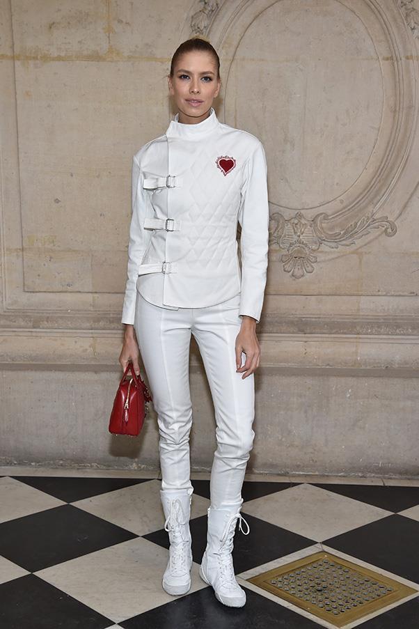 Elena Perminova in Dior