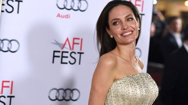 Angelina Jolie Returns To The Spotlight With New Beauty Campaign