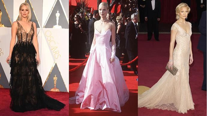 Here, we take a look at the best Oscar dresses of all time.