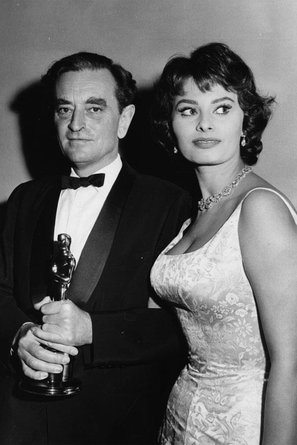 <strong>1958:</strong> <br><br> Sophia Loren