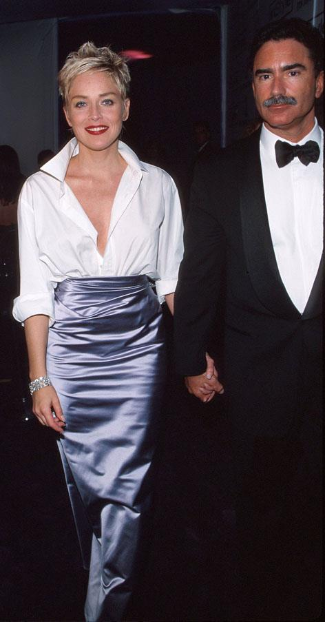 <strong>1998:</strong> <br><br> Sharon Stone in a Vera Wang Skirt