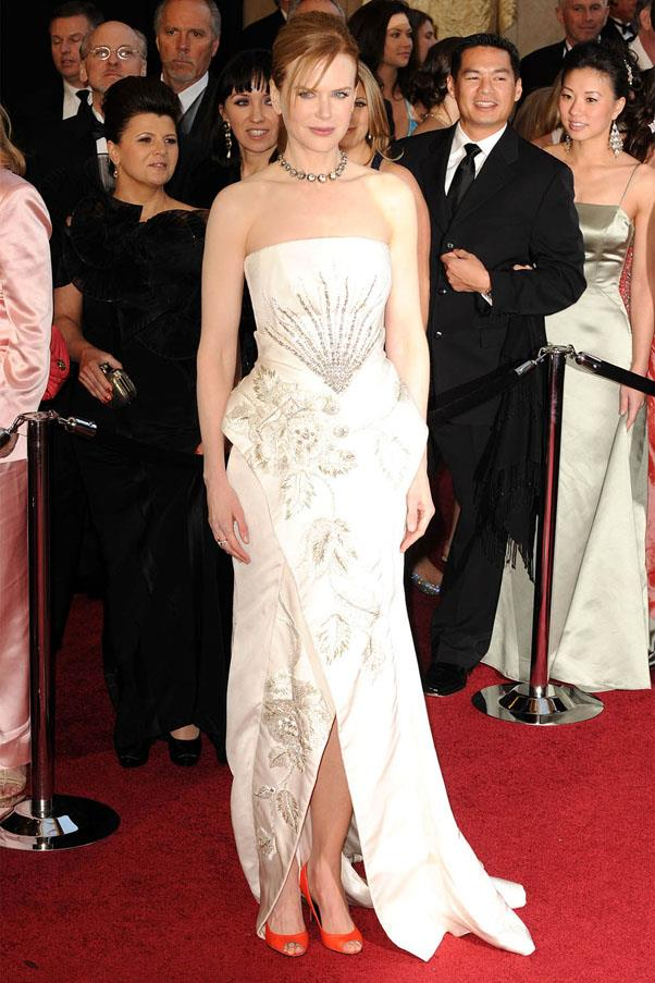 <strong>2011</strong> <br><br> Nicole Kidman in Christian Dior