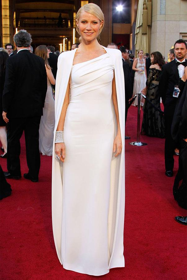 <strong>2012:</strong> <br><br> Gwyneth Paltrow in Tom Ford