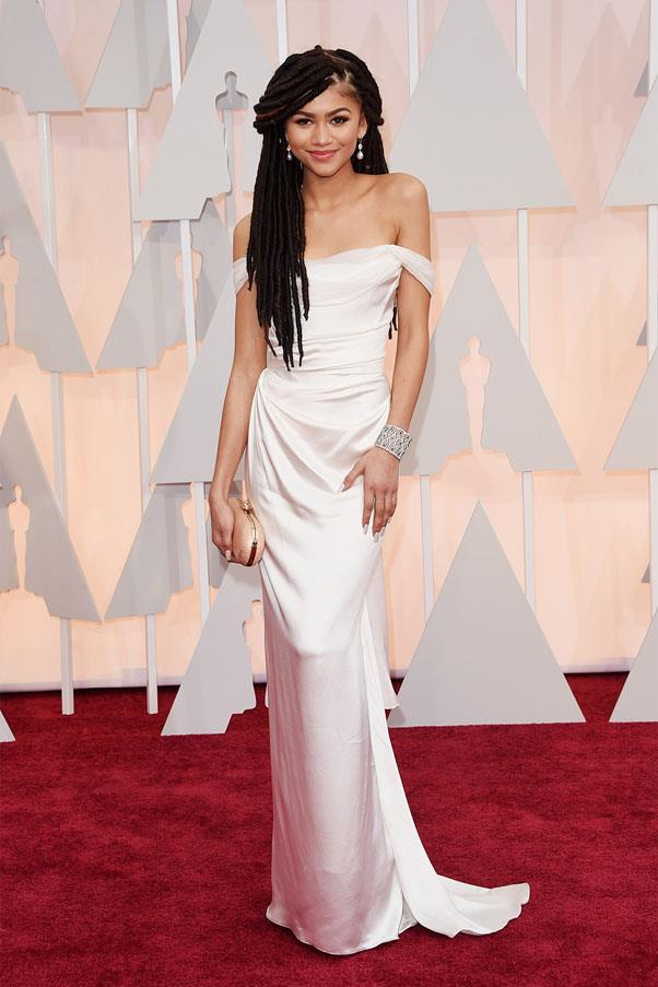 <strong>2015:</strong> <br><br> Zendaya in Vivienne Westwood