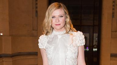 Our First Proper Look At Kirsten Dunst's Engagement Ring