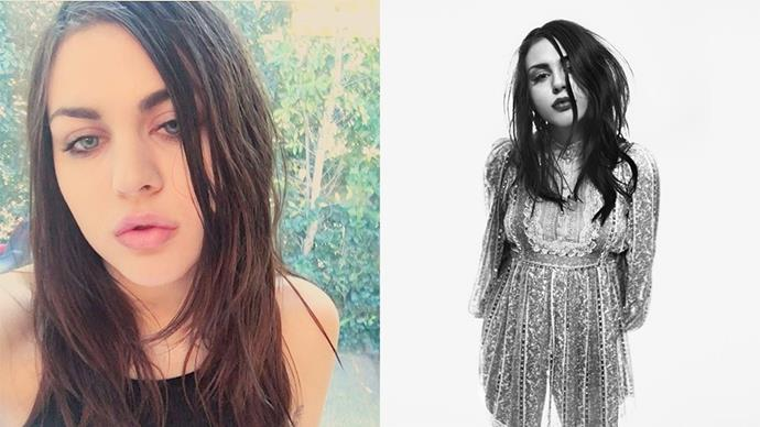 <strong>Frances Bean Cobain</strong> <br><BR> <strong>Celebrity parentage:</strong> Courtney Love and Kurt Cobain. <br><BR> <strong>Her deal:</strong> With infamous rockstar parents such as these, of course Frances Bean was going to inspire. Marc Jacobs is the first to sign the 24-year-old a modelling gig as the first face of his spring campaign.