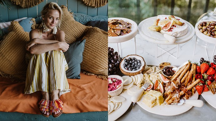 Nadia Fairfax offers her tried-and-tested tips to throwing a stylish summer soirée.