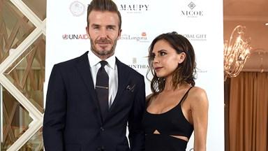 David And Victoria Beckham Secretly Renewed Their Vows