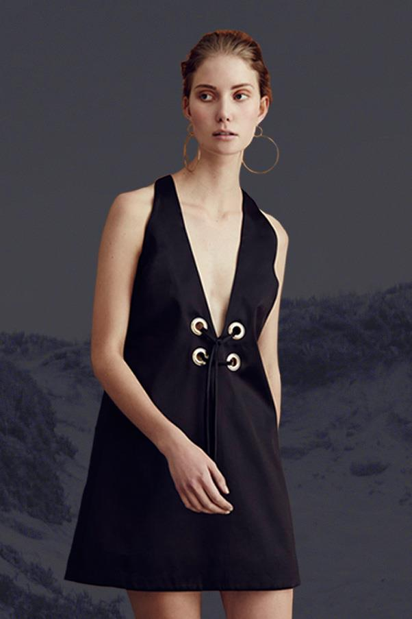 """<strong><a href=""""http://www.elissamcgowan.com/"""">Elissa McGowan</a></strong><br><br> With an aesthetic that follows in the path of fellow Australian fashion alumni Kym Ellery and Christopher Esber, we're expecting to see plenty of Elissa McGowan's minimalist designs on Sydney's style set over the next 12 months."""