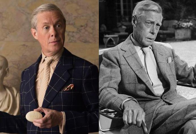 <strong>Alex Jennings as the Duke of Windsor</strong>