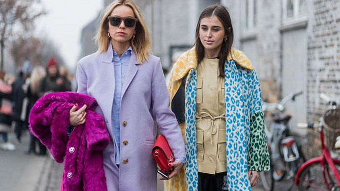 Here <em>BAZAAR </em>rounds up the must-see street style moments from Copenhagen fashion week, as they happen.