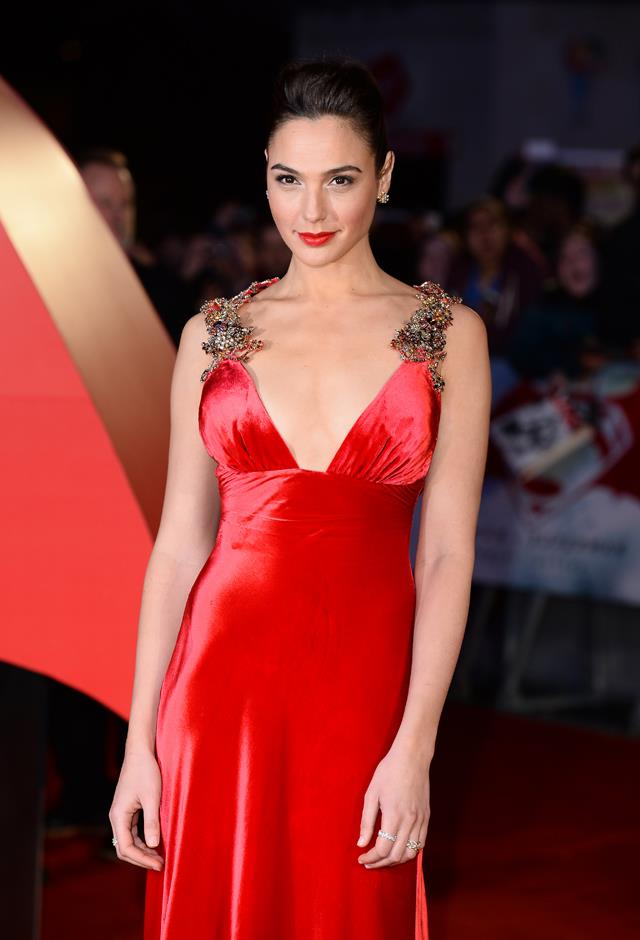 Gal Gadot welcomed her second daughter with husband Yaron Versano in March.