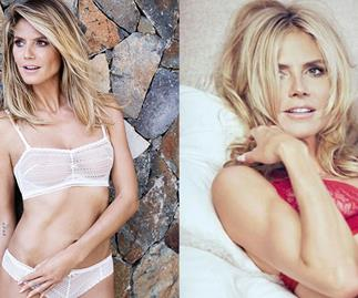 morning glory heidi klum