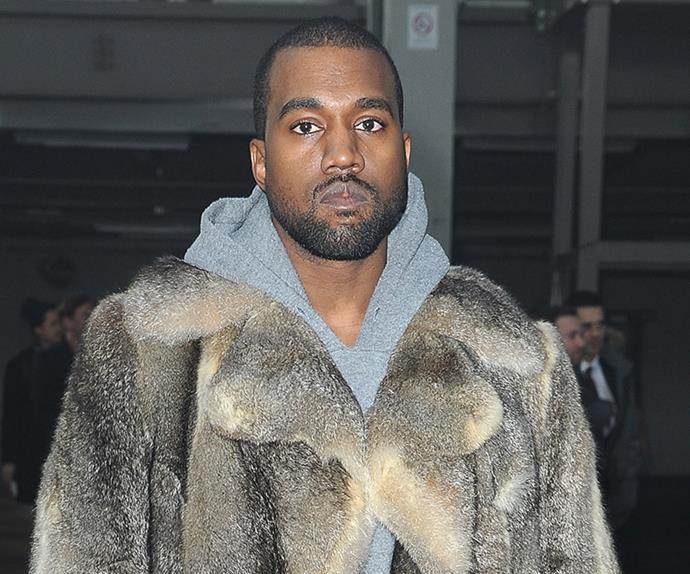 CFDA Slams Kanye West