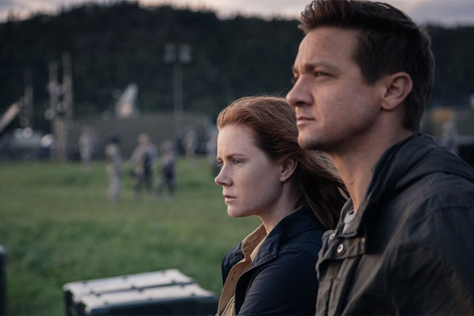 "<em><strong>Arrival</strong></em> <br><br> Arrival is a sci-fi drama starring Amy Adams and Jeremy Renner about the threat of life from another planet. <br><br> It's only screening in a few select cinemas now (it came out in November last year) but will be available to watch on <a href=""https://www.dendydirect.com.au/movie/90456"" target=""_blank"">Dendy Direct</a> from February 8."