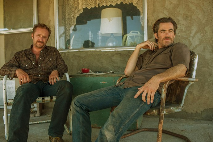"<em><strong>Hell or High Water</strong></em> <br><br> In this contemporary Texan bank-robbing thriller, Chris Pine and Ben Foster play brothers who rob a bunch of banks that are taking away what belongs to them: their family land. <br><br> <em>Hell or High Water</em> was released in October last year but will be <a href=""https://www.jbhifi.com.au/movies-tv-shows/movies-tv-shows-on-sale/drama/hell-or-high-water/333288/"" target=""_blank"">available to watch on DVD</a> from this week."