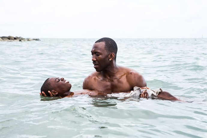 <em><strong>Moonlight</strong></em> <br><br> <em>Moonlight</em> tells the story of Chiron, an American-American male, growing up in three stages of his life. Chiron is played by three different actors who paint a heartbreaking picture of a boy, teenager and man struggling with universal themes we can all relate to. <br><br> <em>Moonlight</em> is still playing in cinemas.