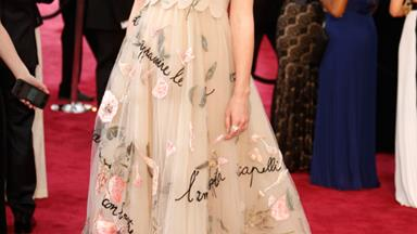 A History Of Memorable Red Carpet Maternity Moments