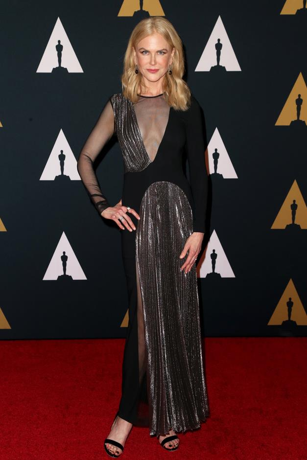 In Christopher Kane at The Governors Awards.
