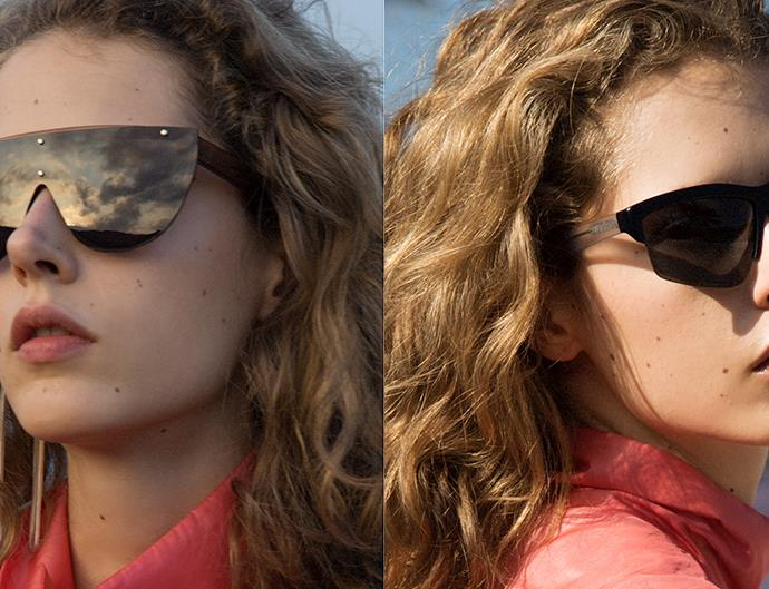 Dion Lee Eyes Sunglasses Collection