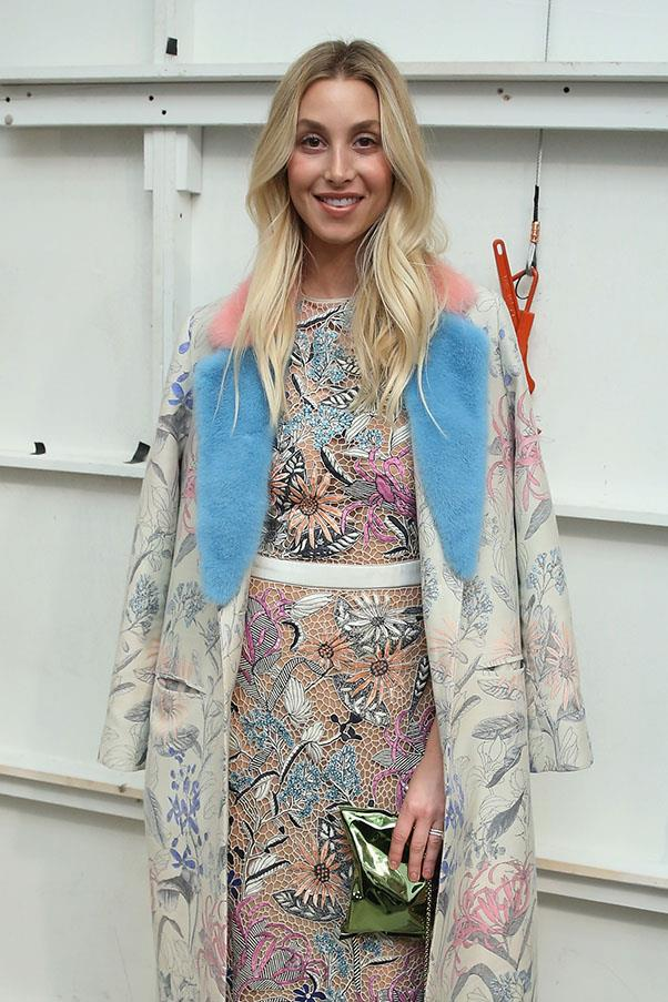 Whitney Port and her husband, Tim Rosenman, welcomed their first child: a [son named Sonny](http://www.cosmopolitan.com.au/celebrity/whitney-port-gives-birth-baby-sonny-23443).