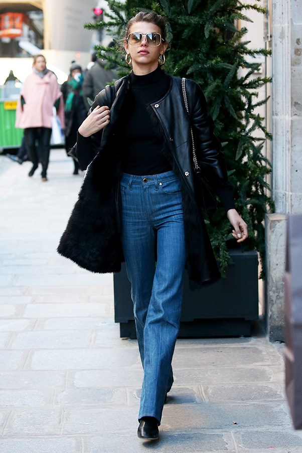 Out and about in Paris, November 2016.