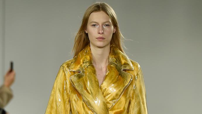 new york fashion week calvin klein