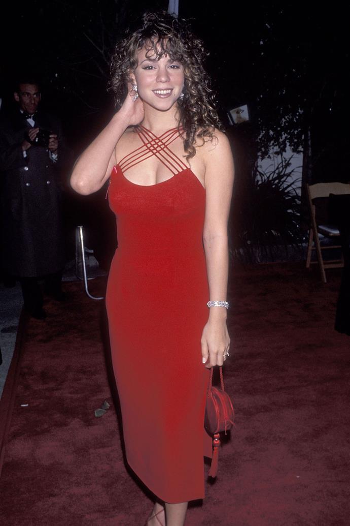 <strong>Mariah Carey, 1993</strong>