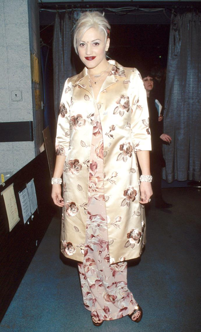 <strong>Gwen Stefani, 1997</strong>