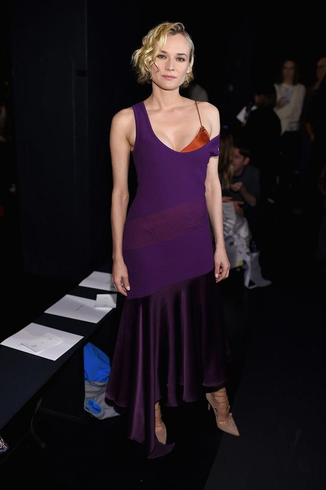 Diane Kruger at Prabal Gurung