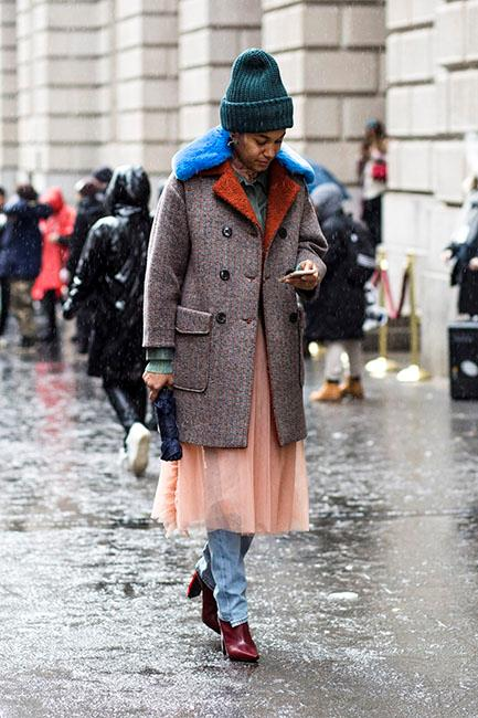 """Want more? Catch up on the best looks from days one and two from NYFW <a href=""""http://www.harpersbazaar.com.au/runway-report/street-style/2017/2/best-street-style-new-york-fashion-week-aw17/"""">here</a>."""