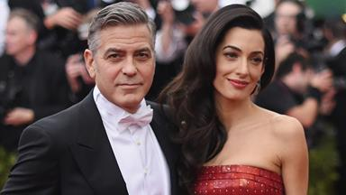 "George And Amal Clooney ""Casually"" Revealed Their Pregnancy News"