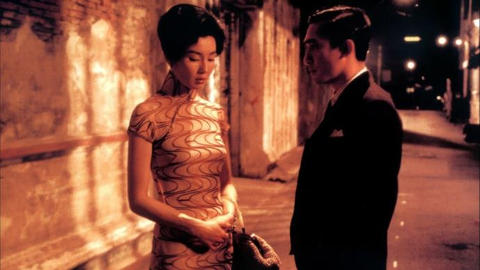 Widely regarded as having one of the best uses of colour-grading in film, <em>In The Mood For Love</em> (2000) also has brilliant costume design as well, managing to straddle the line between traditional cheongsam designs and 1960s appropriate styling.
