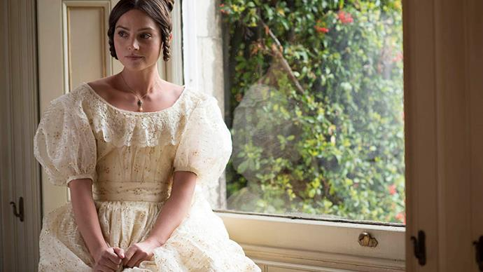 A re-imagined Queen Victoria at the hands of creator Daisy Goodwin and costume designers Michael Howells, Rosalind Ebbutt and James Keast is a triumph in <em>Victoria</em>.
