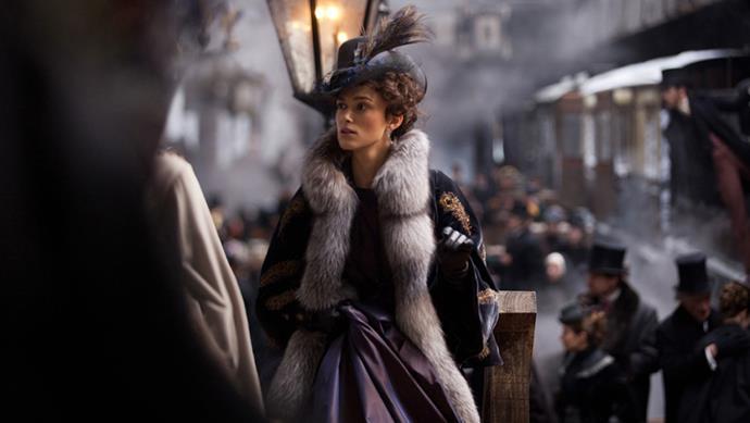 A late 19th century Russia captured expertly by Oscar-winner Jacqueline Durran in <em>Anna Karenina</em>.